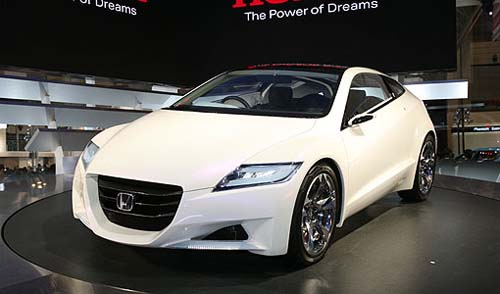 本田将推出Fit油电混和车高清图片