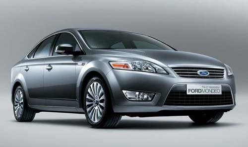 福特将推出蒙迪欧四门轿跑版高清图片